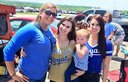 Clevelanders converge on Kauffman Stadium for annual Royals event