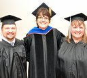 Cleveland College holds first MSHP hooding ceremony