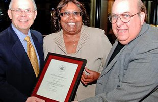 College's Board of Trustees honors member Dr. Gloria Lee-Ford '72