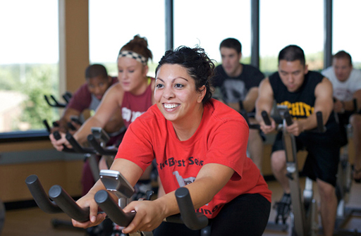Cleveland Fitness Center: An easy way to work hard;