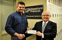 Standard Process honors Cleveland student