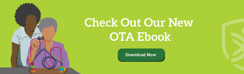 click now for OTA career ebook!