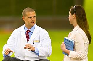 Become a Leader in Health Care: Become a Chiropractor;