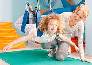 In an OTA Program, You'll Learn How to Help Kids Overcome Sensory Challenges;