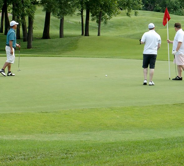 Near-record turnout for 5th Annual SACA Golf Tournament