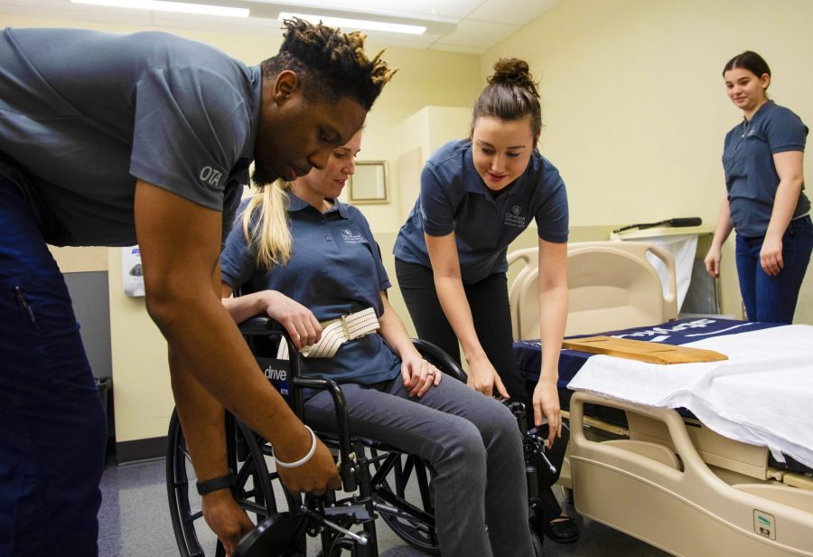 Occupational Therapy Assistant Info