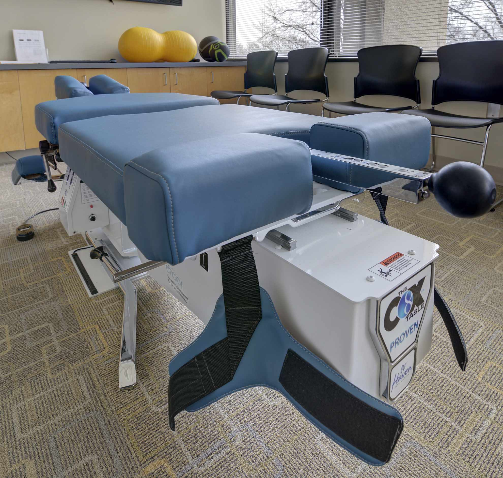 CUKC Receives New Cox Table Model 8