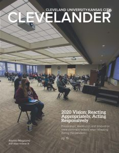 Read the Clevelander magazine