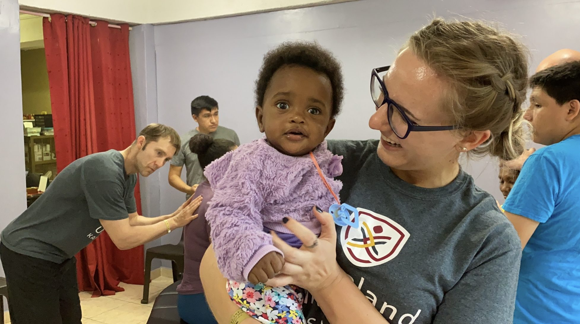 CUKC College of Chiropractic students go on healthcare mission trips